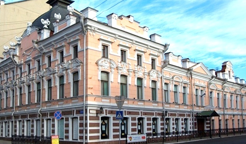 Фотография здания театра