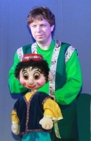 Фотография артиста театра