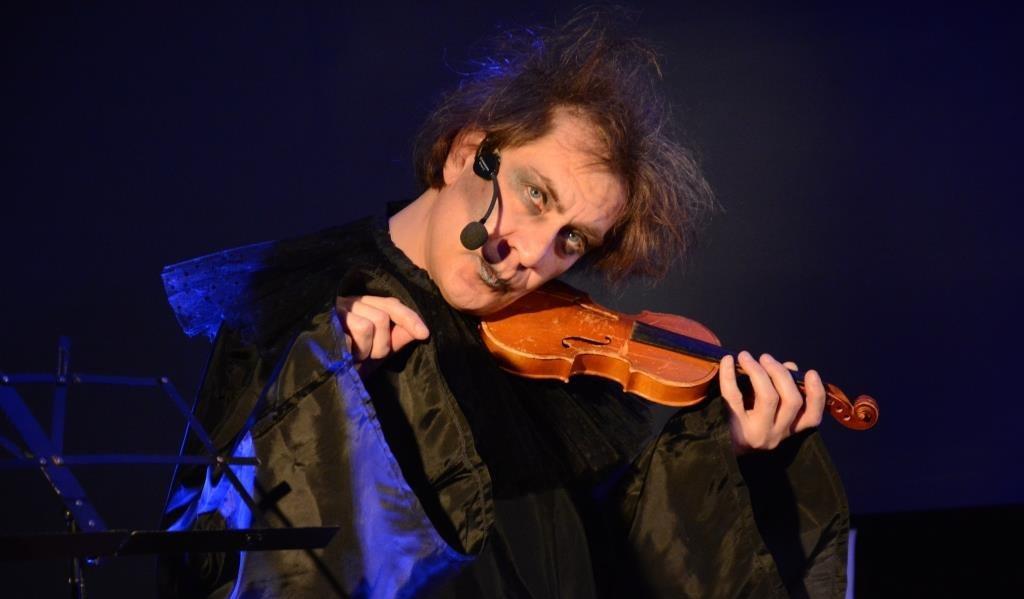 Спектакль Моцарт и Сальери