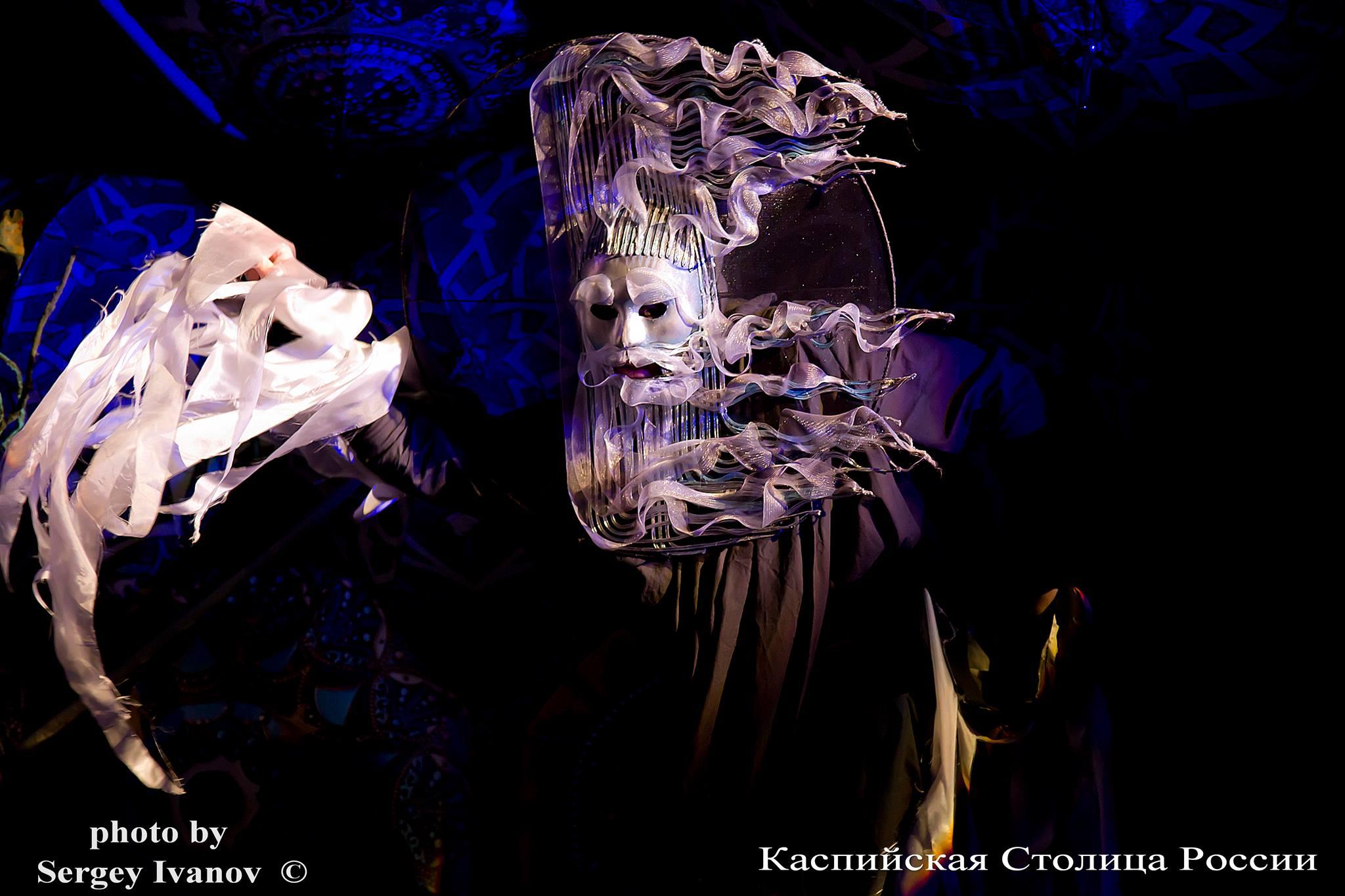 Фотография из спектакля Тайна белого лотоса