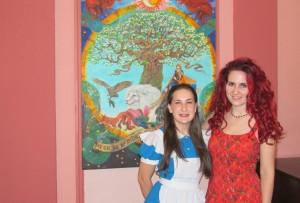 Cемейный вечер, посвящённый сказке «Алиса в Стране чудес»