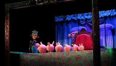 Гастроли Тверского театра кукол