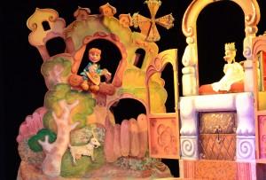 Гастроли Тверского государственного театра кукол