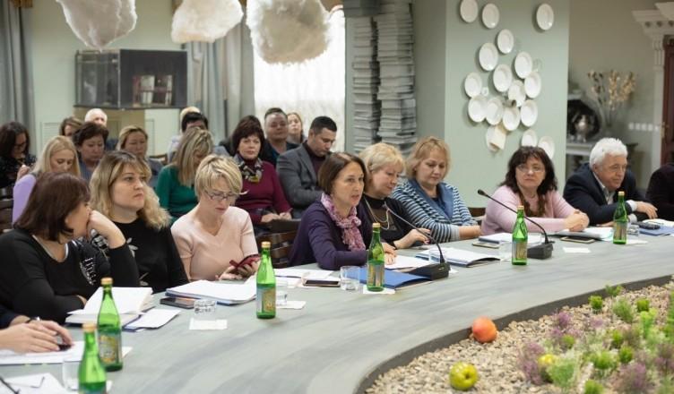 Заседание коллегии министерства культуры и туризма Астраханской области