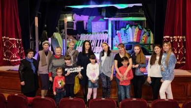профессиональный праздник коллектив театра встречает вместе со зрителями