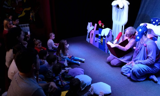 Бэби-спектакль Владимирского областного театра кукол