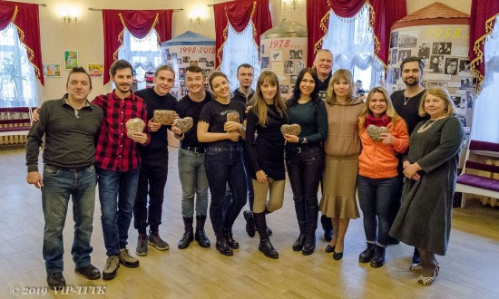 Астраханский театр кукол побывал с гастролями в Туле, Владимире и Саранске