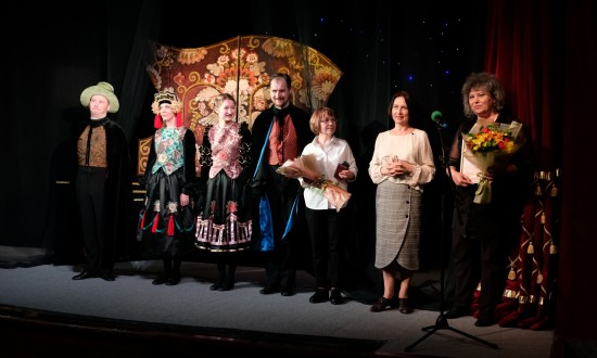 Гастроли Владимирского театра кукол