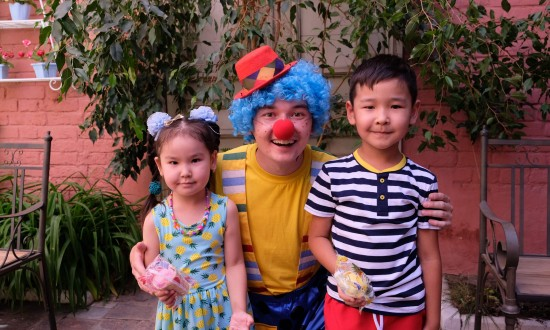 отметили Международный день защиты детей