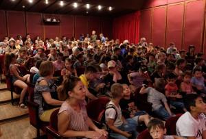 Гастроли Хакасского национального театра кукол «Сказка»