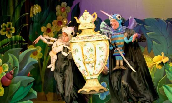 Гастроли Тульского государственного театра кукол