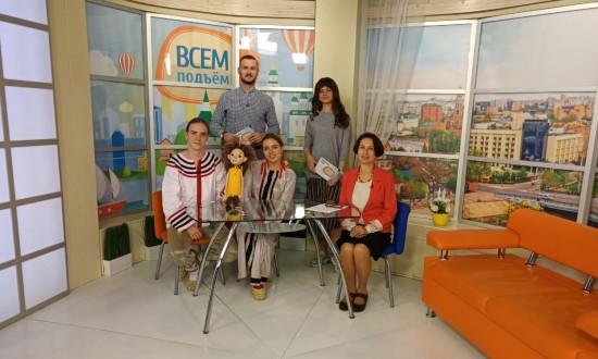Поход на телеканал Астрахань 24