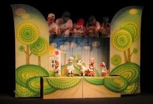 Гастроли Астраханского театра кукол в Абакане