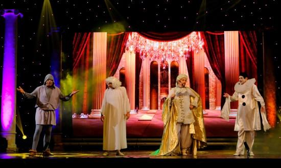 Торжественное закрытие Года театра