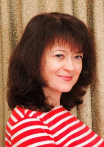 актриса Наталья Цветкова