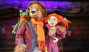 Гастроли Кстовского театра кукол