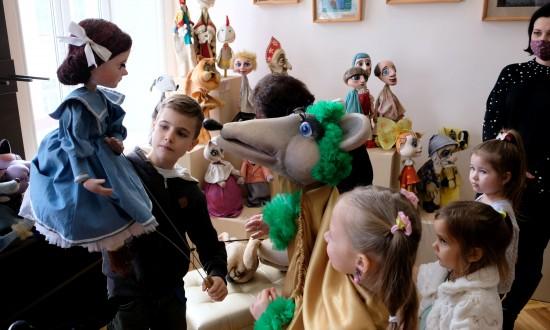 Музей театра кукол